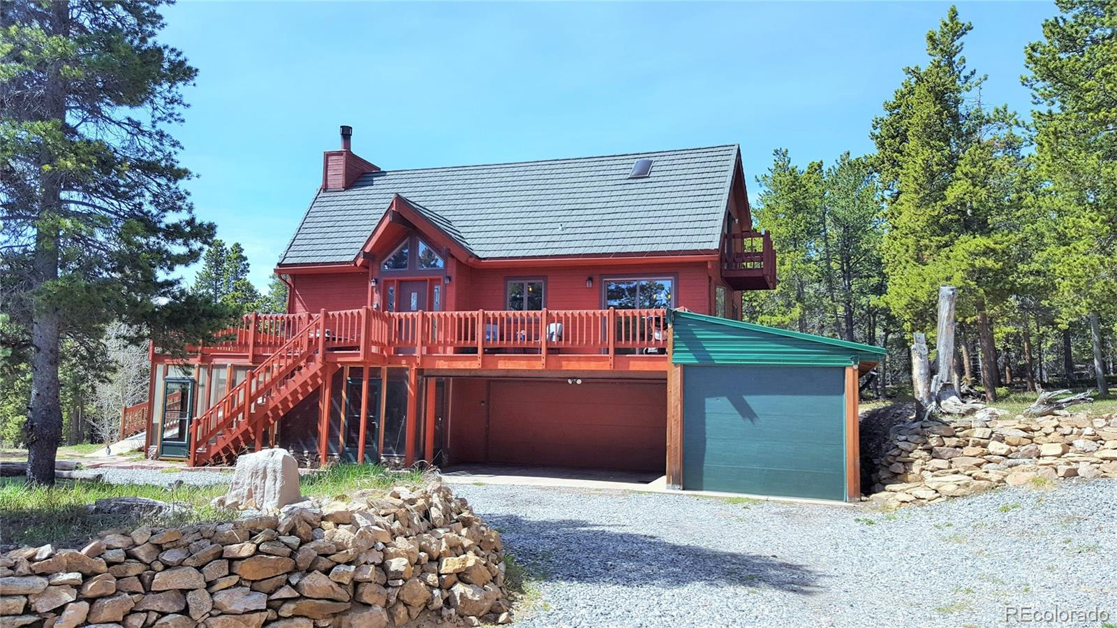 10171 Dowdle Drive Property Photo - Golden, CO real estate listing