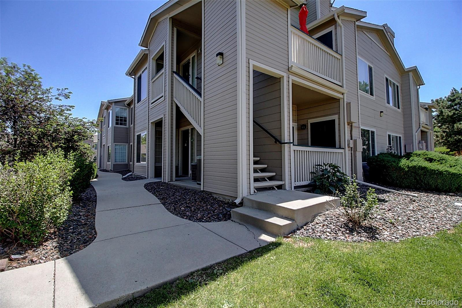 8435 Pebble Creek Way #103 Property Photo - Highlands Ranch, CO real estate listing