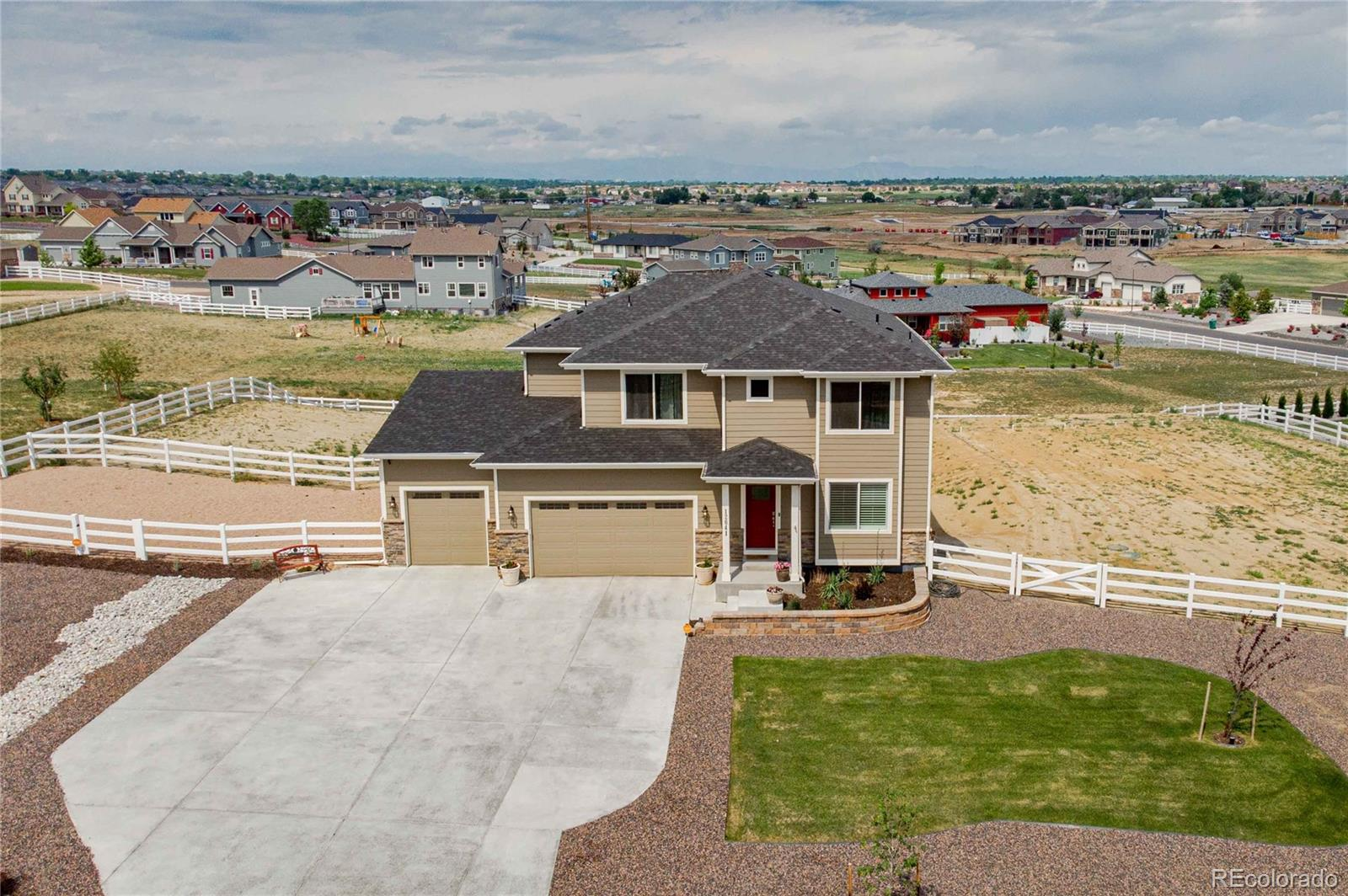 12641 Verbena Street Property Photo - Thornton, CO real estate listing