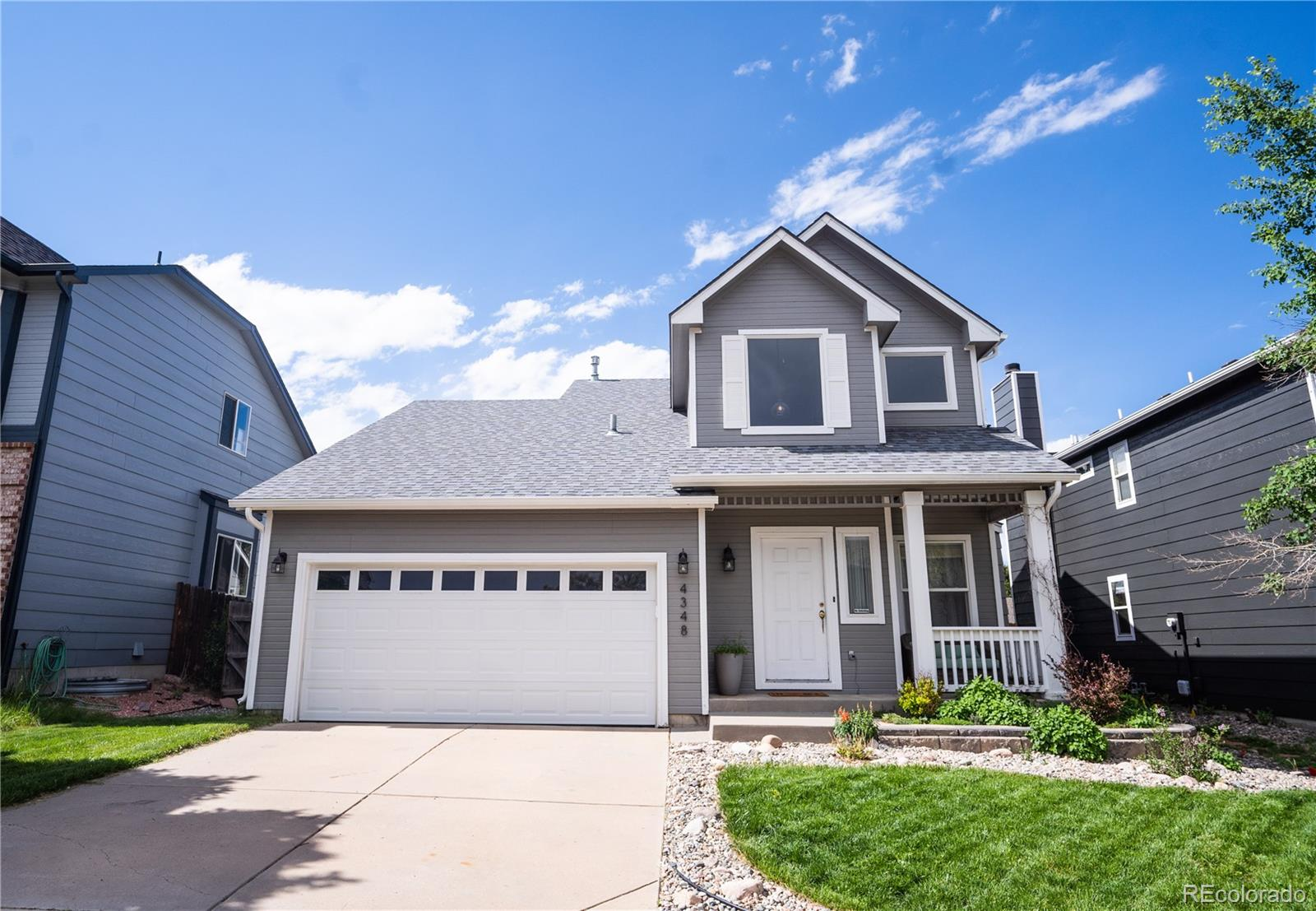 4348 Prairie Willow Drive Property Photo - Colorado Springs, CO real estate listing