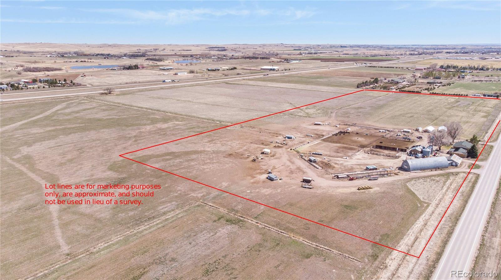 10428 N County Road 7 Property Photo - Wellington, CO real estate listing