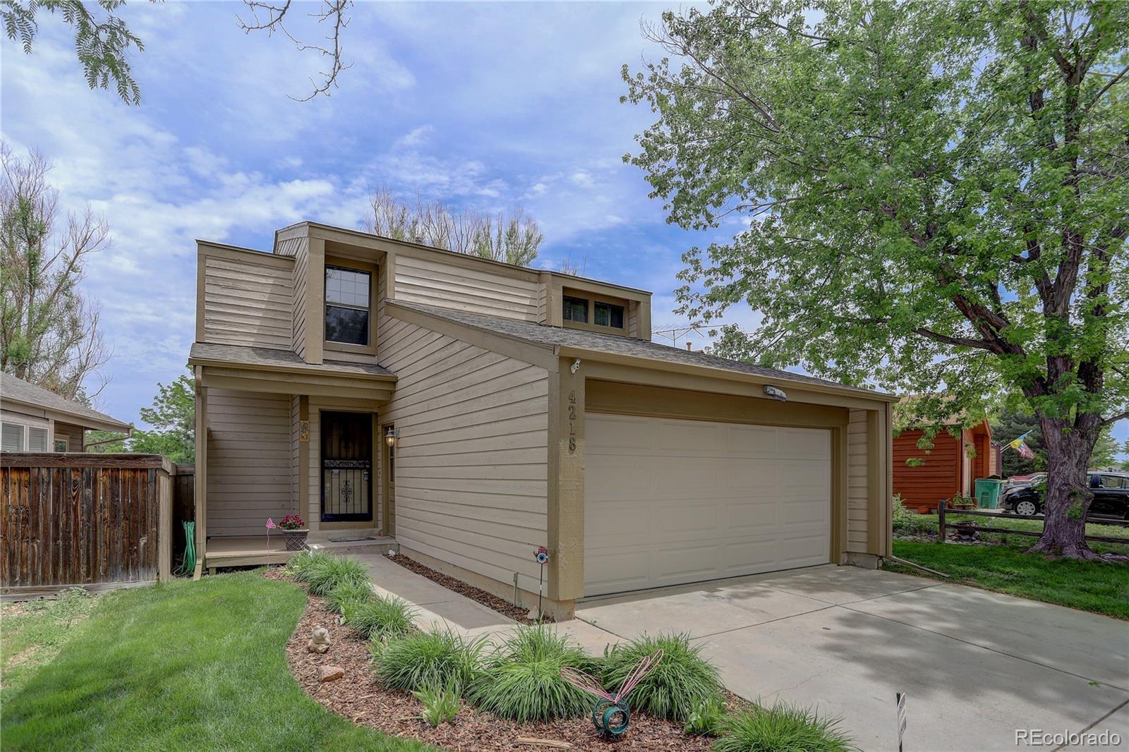 4218 S Richfield Street Property Photo - Aurora, CO real estate listing