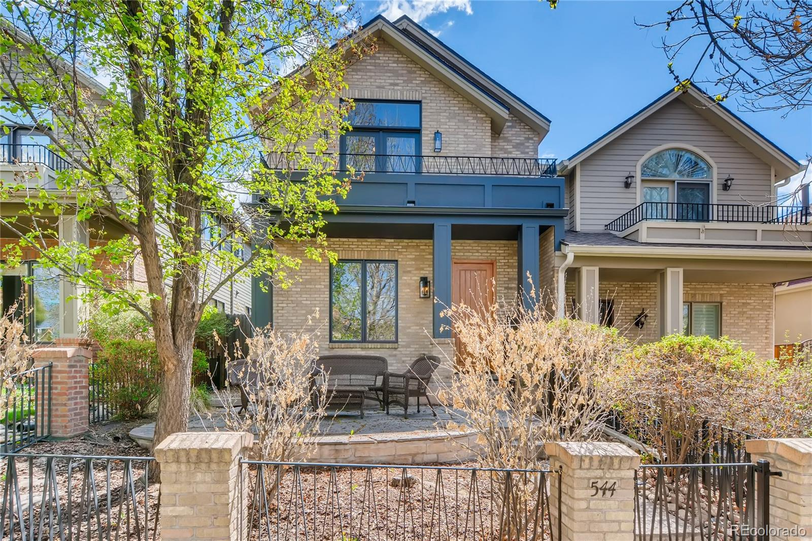 544 Milwaukee Street Property Photo - Denver, CO real estate listing