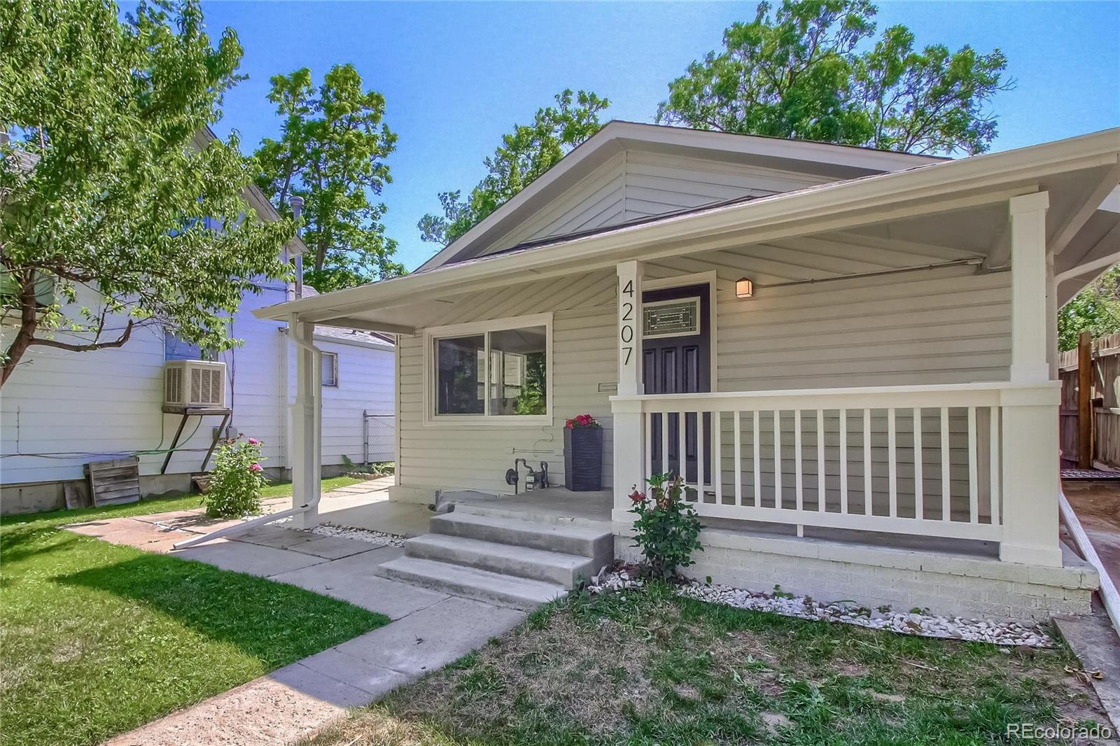 4207 Bryant Street Property Photo - Denver, CO real estate listing