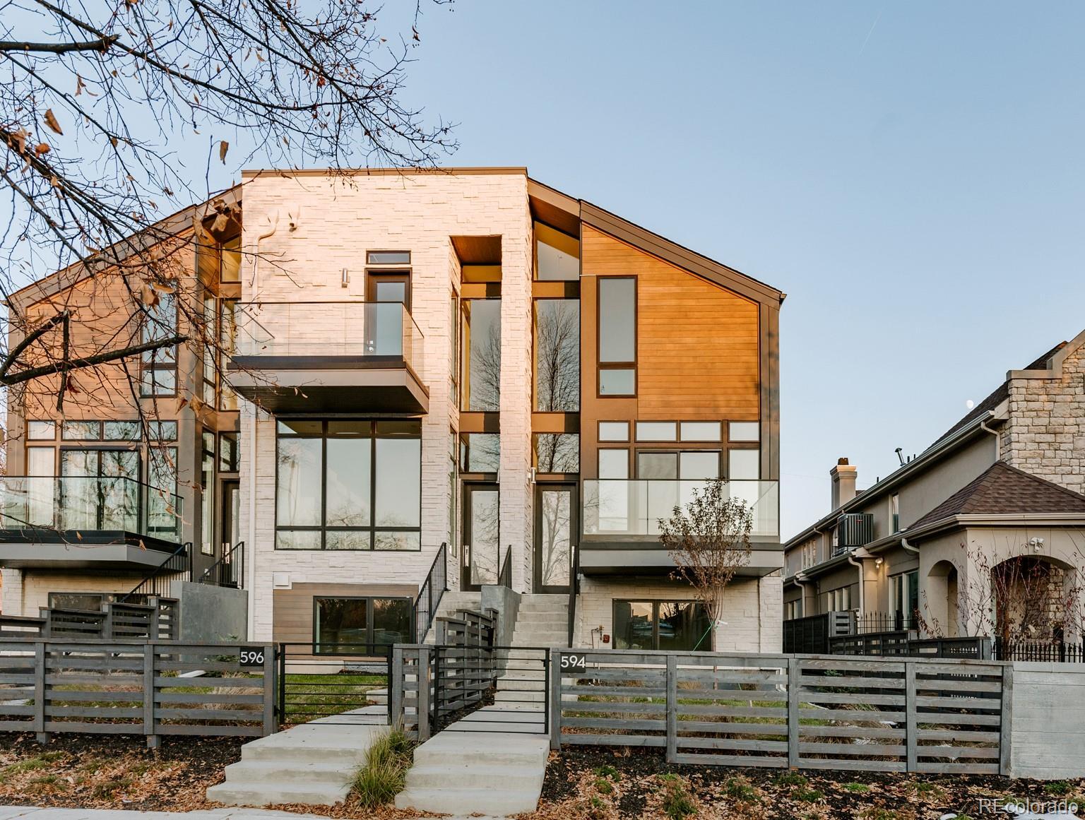 596 Saint Paul Street Property Photo - Denver, CO real estate listing