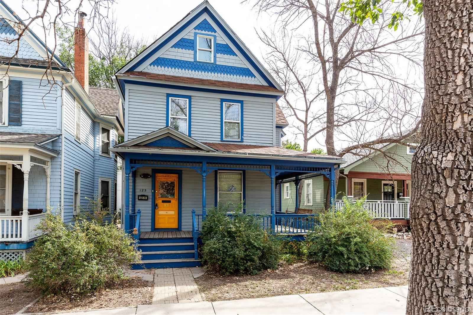 125 N Wahsatch Avenue Property Photo - Colorado Springs, CO real estate listing