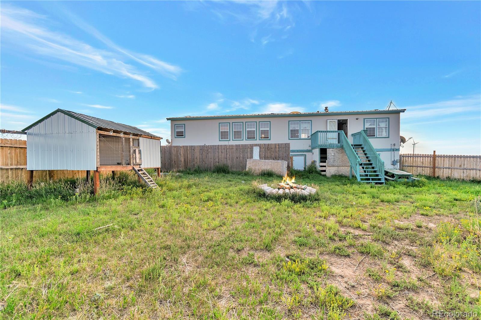 10420 Hahn Road, Calhan, CO 80808 - Calhan, CO real estate listing