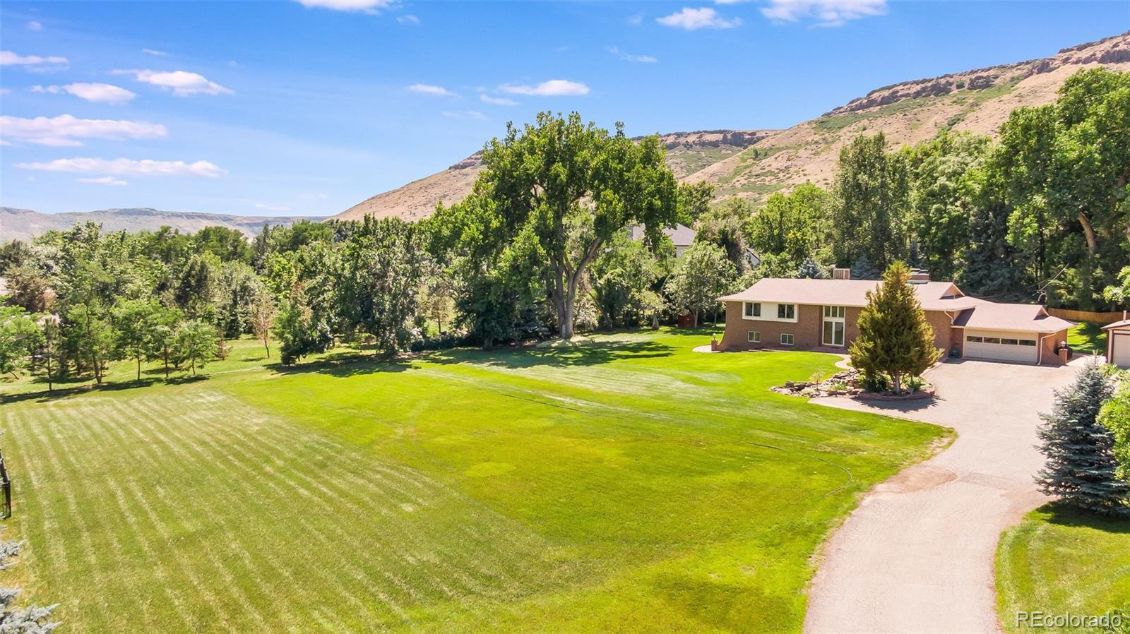 16494 W 52nd Place Property Photo - Golden, CO real estate listing