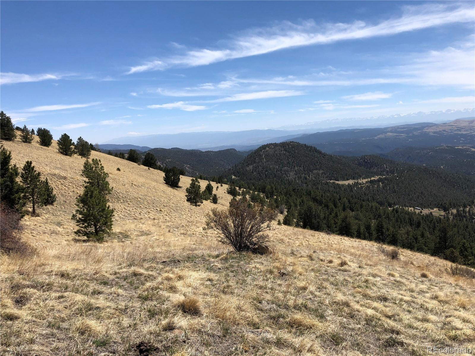 Spring Canyon Ranch Property Photo - Cripple Creek, CO real estate listing