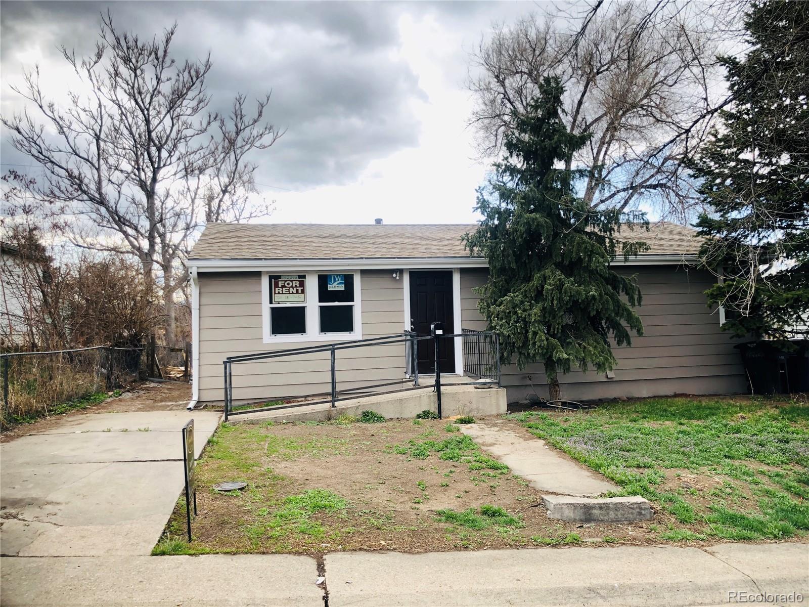 667 Vrain Street Property Photo - Denver, CO real estate listing