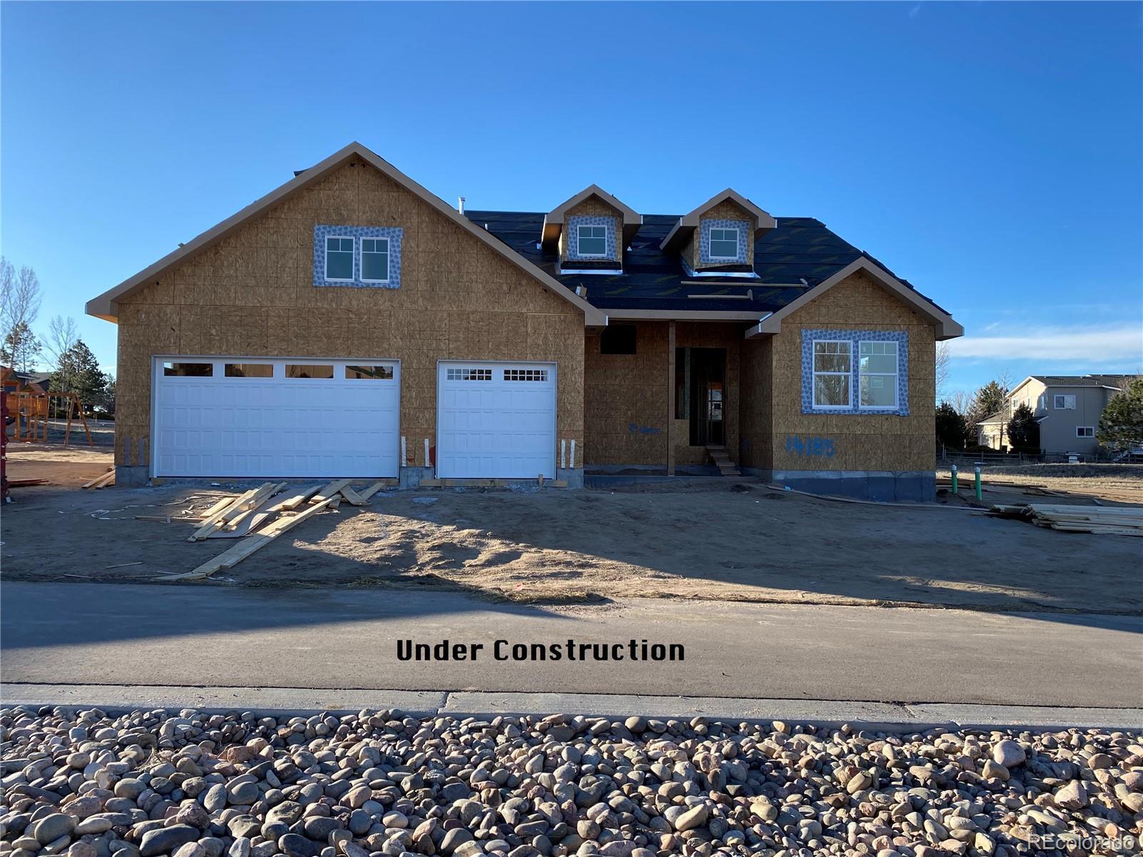 13657 Kitty Joe Court Property Photo - Colorado Springs, CO real estate listing