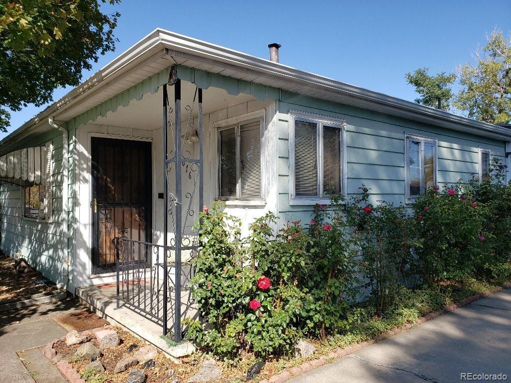 1076 S Canosa Court Property Photo - Denver, CO real estate listing