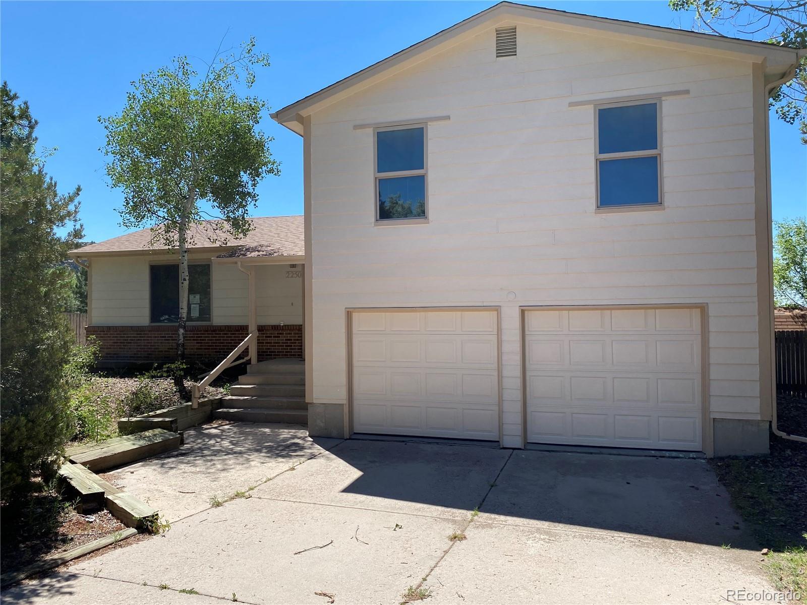2250 Westmoreland Road Property Photo - Colorado Springs, CO real estate listing