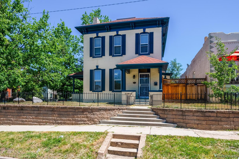 2098 Clarkson Street Property Photo - Denver, CO real estate listing