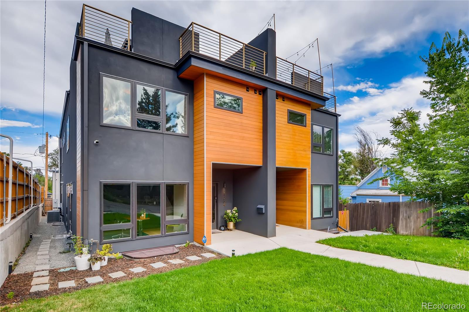 1254 Osceola Street Property Photo - Denver, CO real estate listing