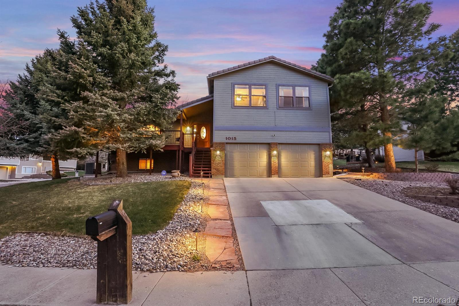 1015 Hunters Ridge Drive, Colorado Springs, CO 80919 - Colorado Springs, CO real estate listing