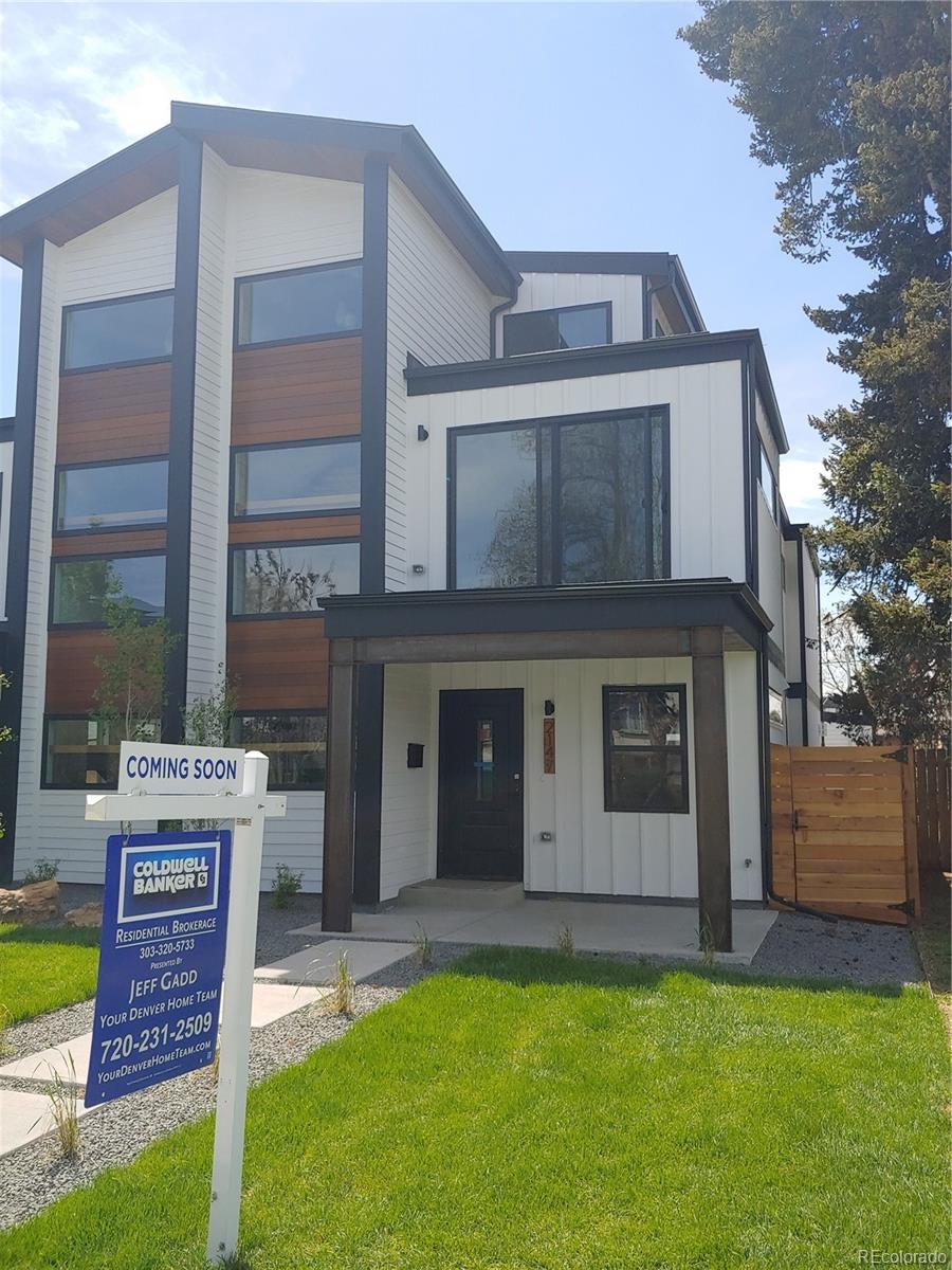 2147 S Sherman Street Property Photo - Denver, CO real estate listing