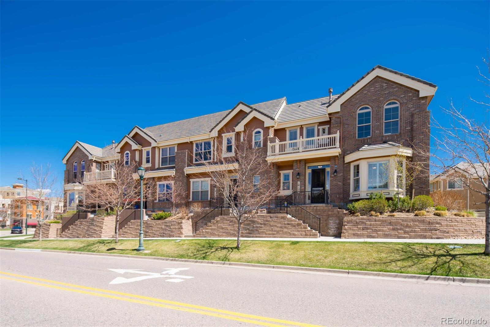 10122 Ridgegate Circle Property Photo - Lone Tree, CO real estate listing