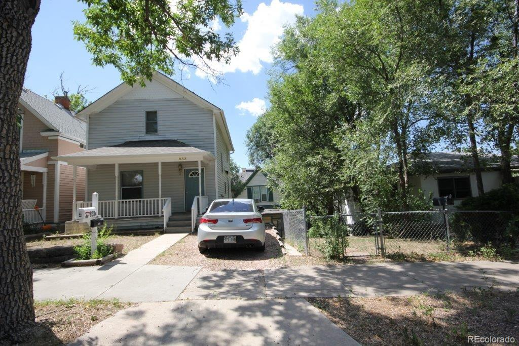 833 E Kiowa Street Property Photo - Colorado Springs, CO real estate listing