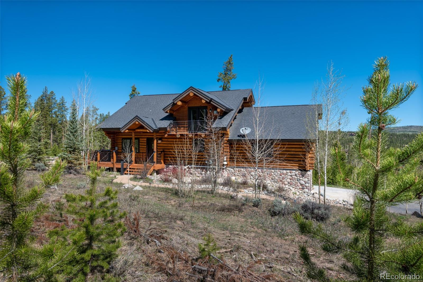 11 County Road 5196 Property Photo - Tabernash, CO real estate listing