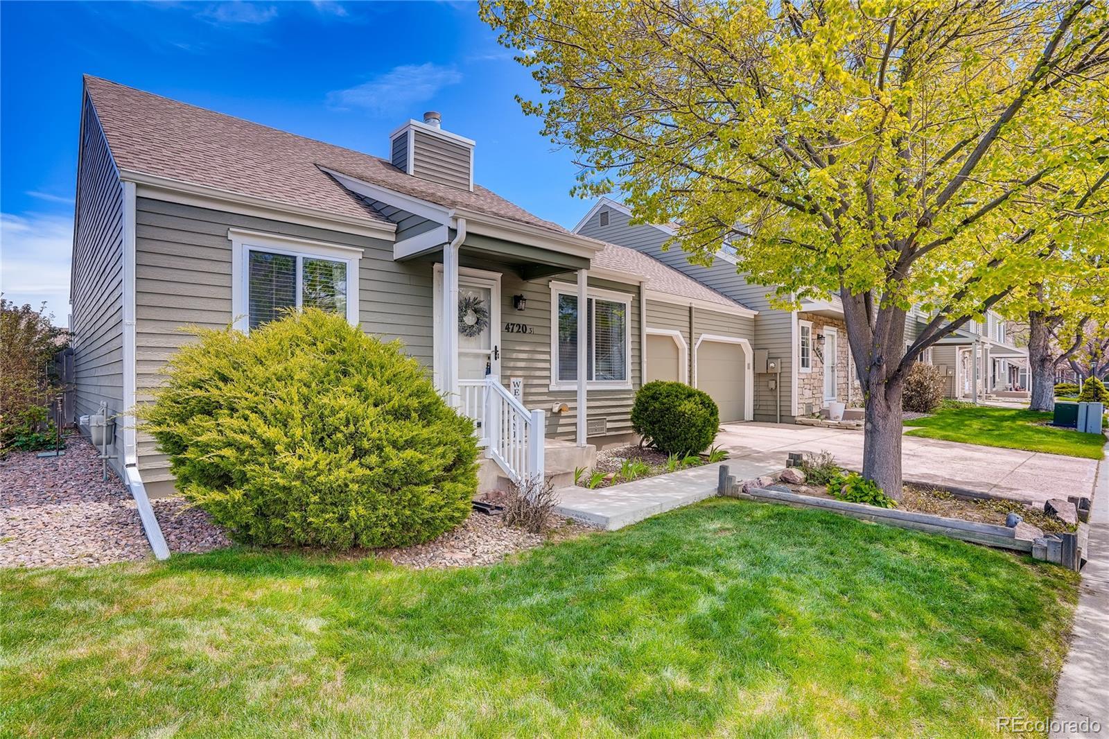 4720 S Dudley Street #31 Property Photo - Denver, CO real estate listing