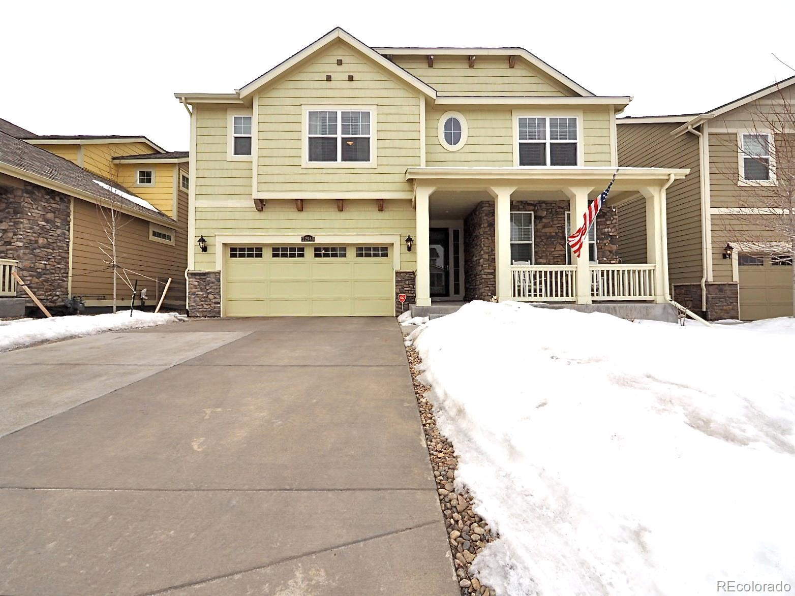22940 E Saratoga Place Property Photo - Aurora, CO real estate listing