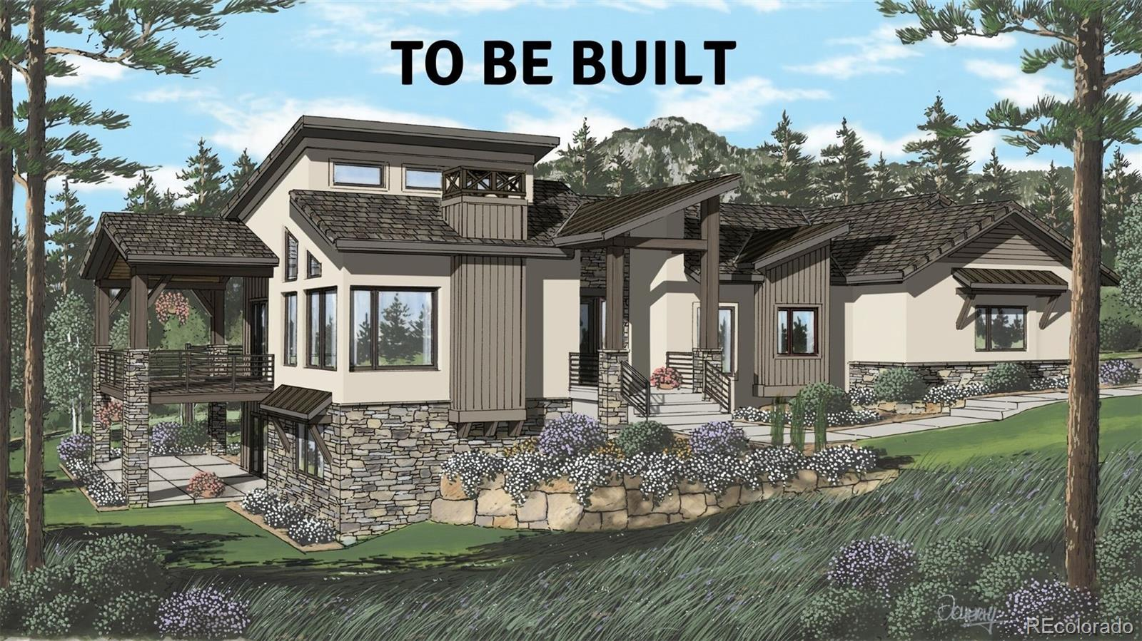 0 Oakmoor Heights Property Photo - Colorado Springs, CO real estate listing
