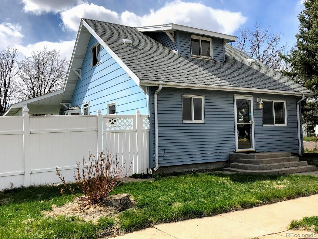 381 Cedar Avenue Property Photo - Akron, CO real estate listing