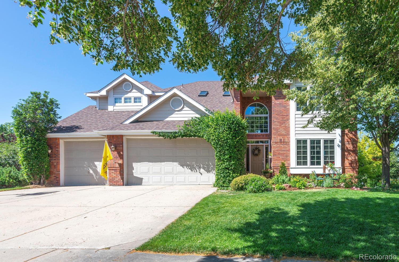 1182 Trails End Court Property Photo - Windsor, CO real estate listing