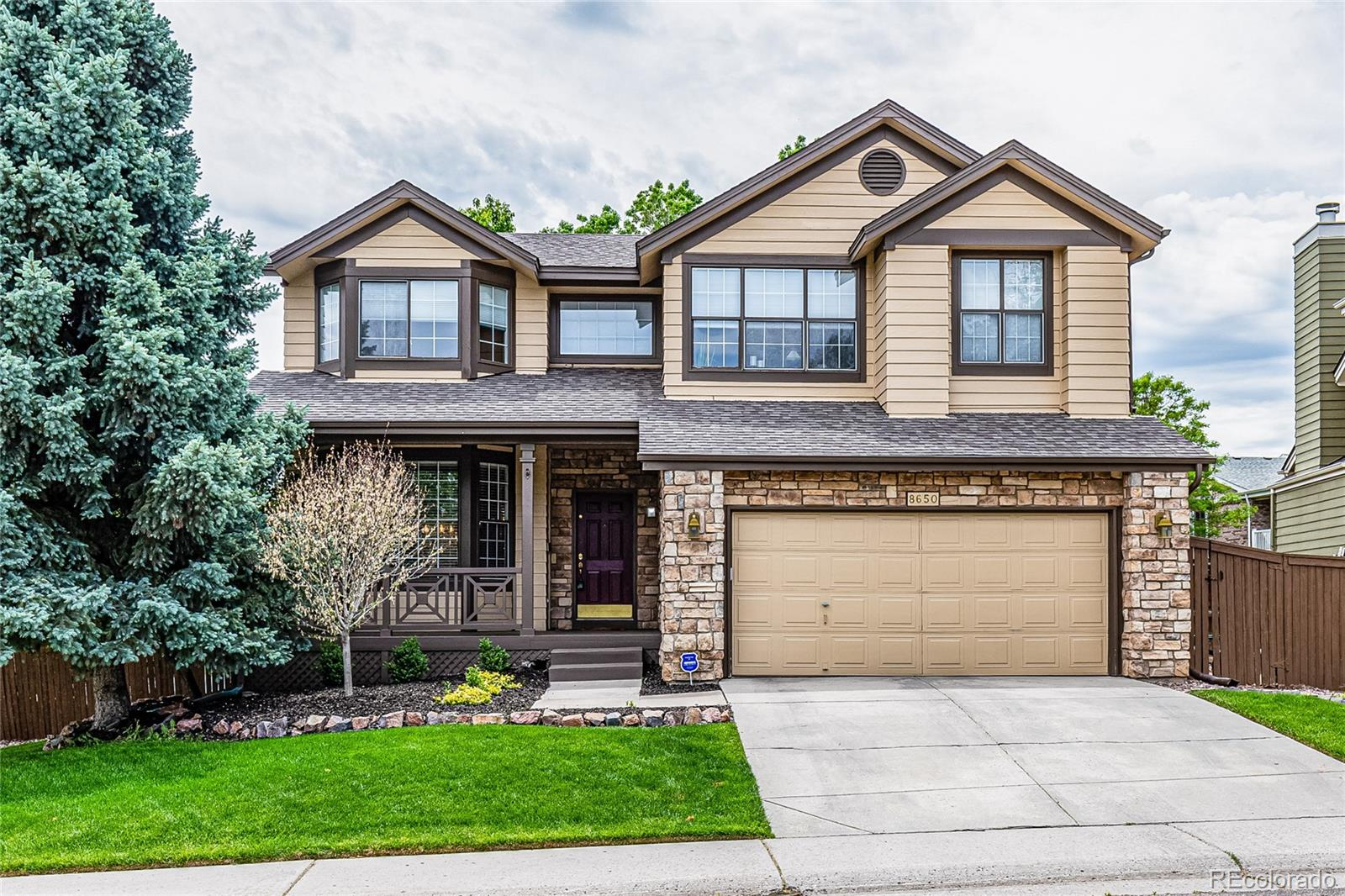 8650 Aberdeen Circle Property Photo - Highlands Ranch, CO real estate listing
