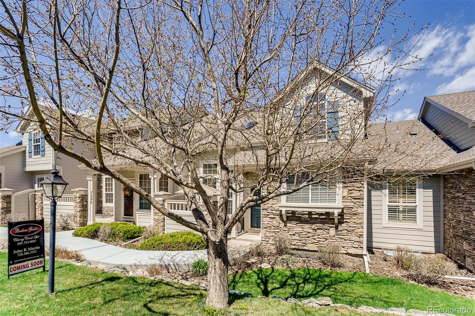 7392 Norfolk Place Property Photo - Castle Pines, CO real estate listing