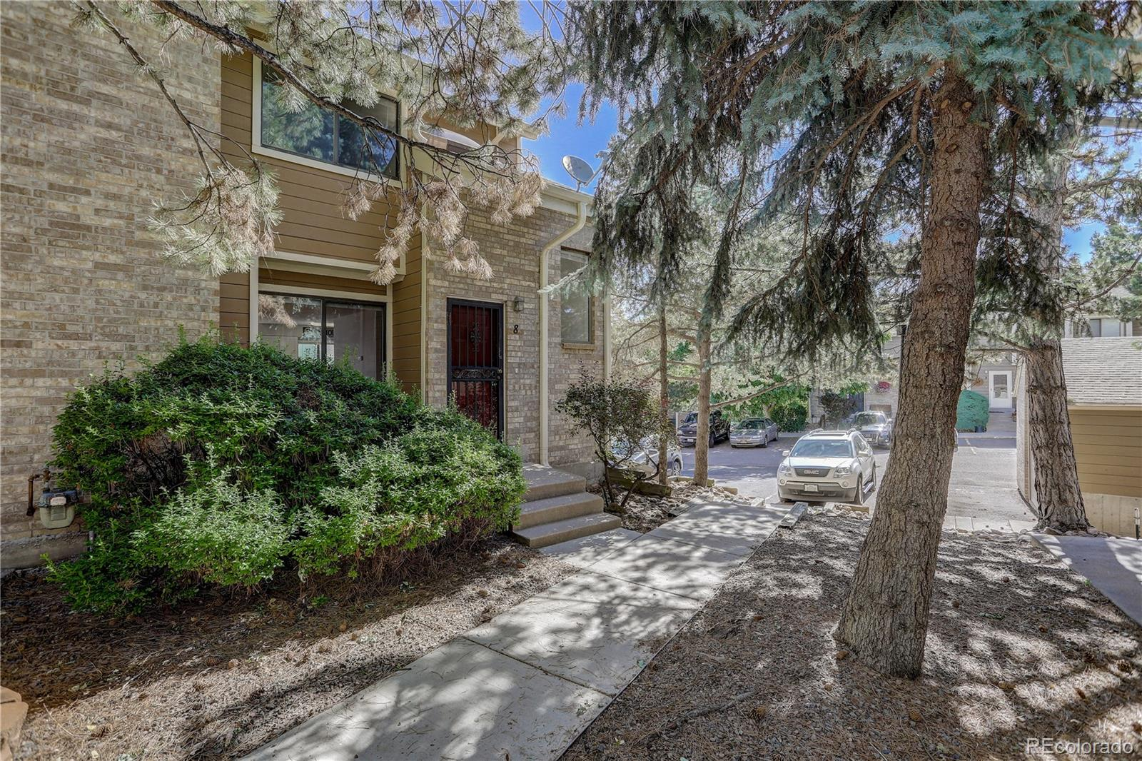 8779 W Cornell Avenue #8 Property Photo - Lakewood, CO real estate listing
