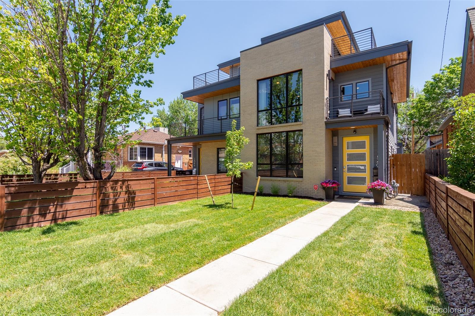 1540 Utica Street Property Photo - Denver, CO real estate listing