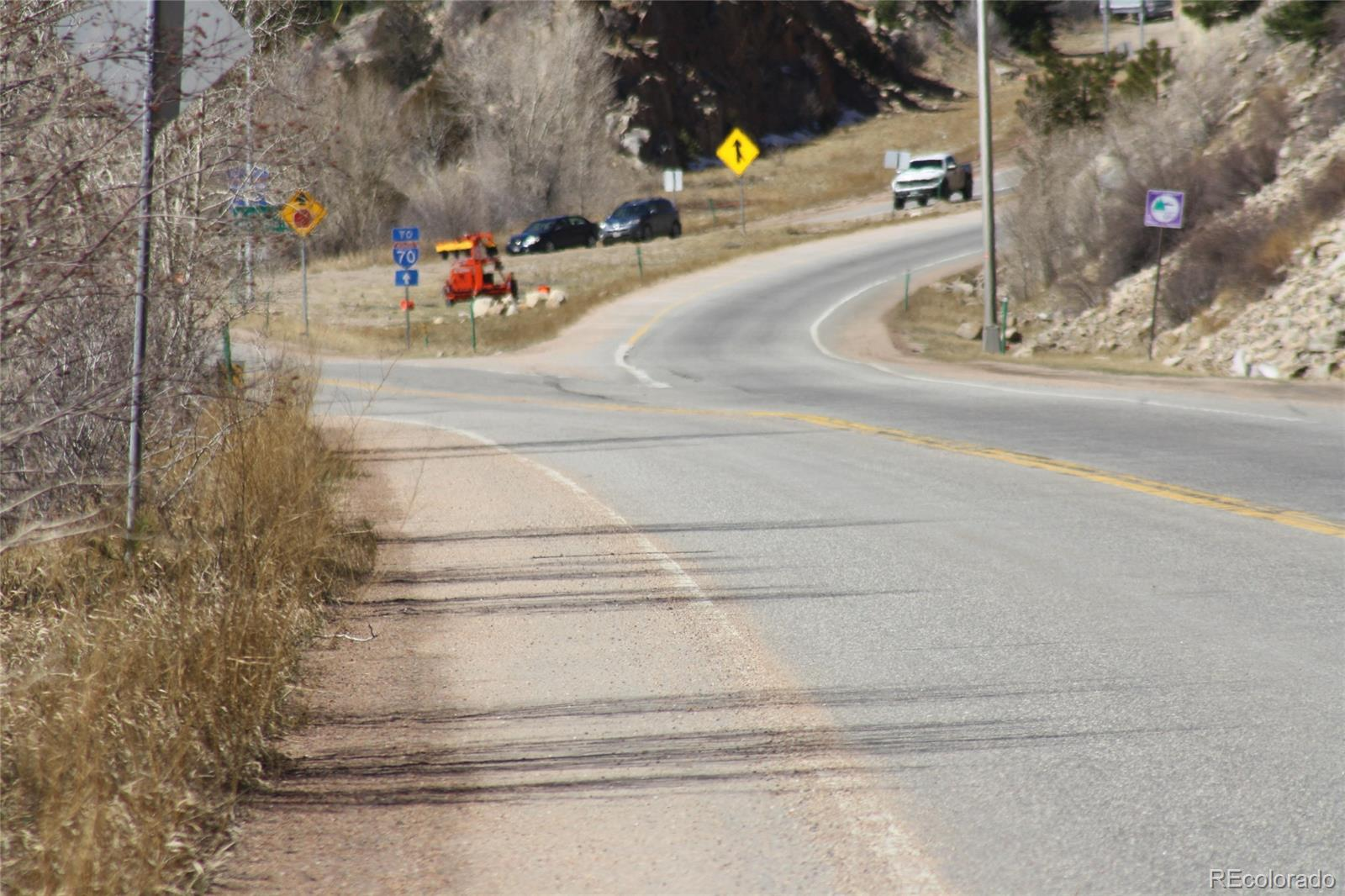 US 40 Highway Property Photo - Empire, CO real estate listing