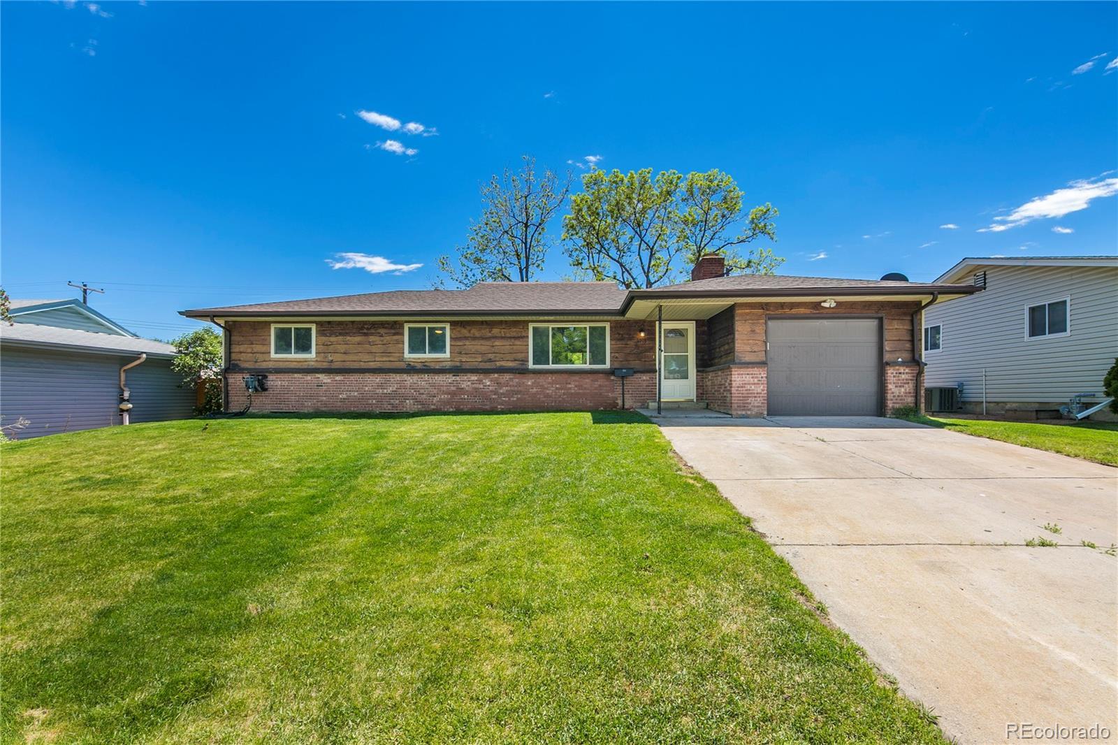 1018 20th Street Property Photo - Loveland, CO real estate listing