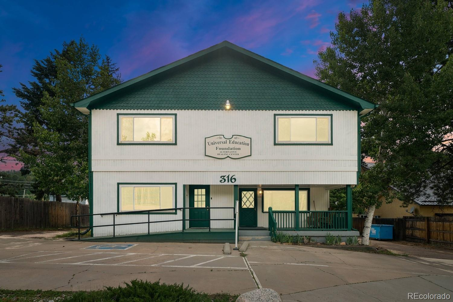 316 State Highway 67 Property Photo - Woodland Park, CO real estate listing