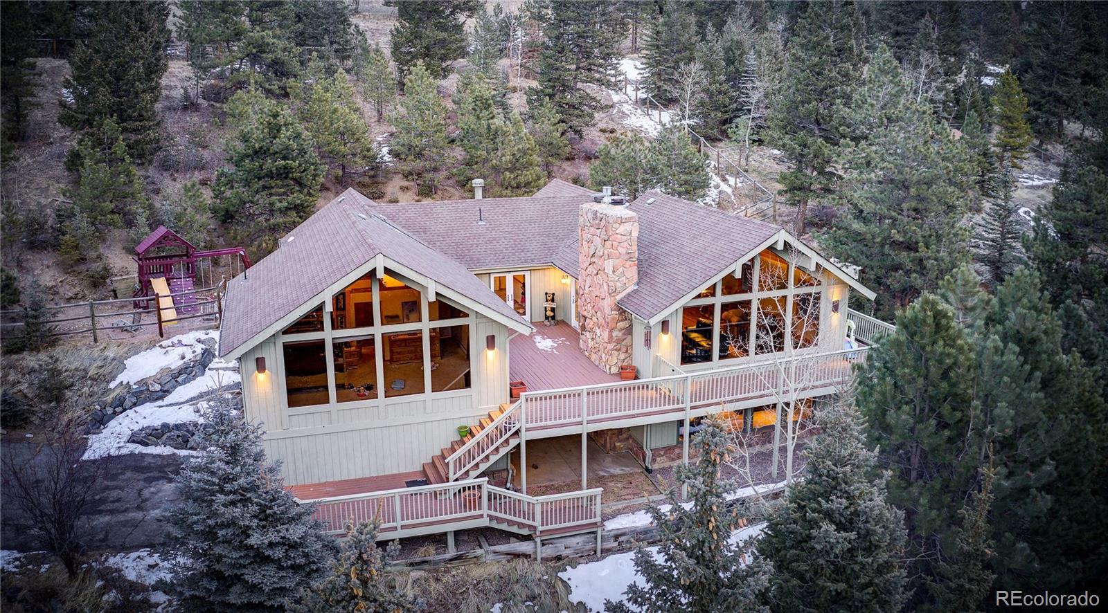 2218 Witter Gulch, Evergreen, CO 80439 - Evergreen, CO real estate listing