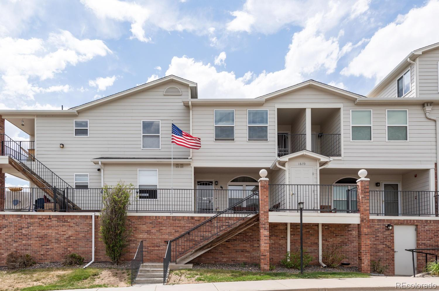 1670 S Deframe Street #B6, Lakewood, CO 80228 - Lakewood, CO real estate listing