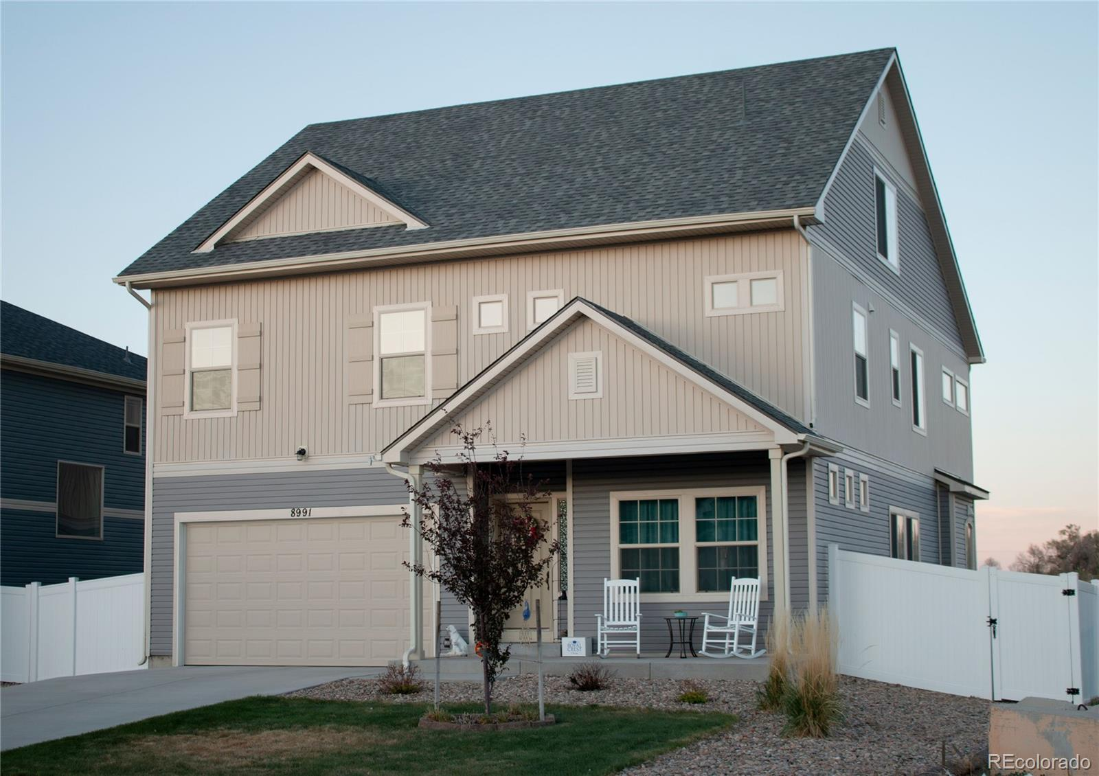 8991 Sentry Drive Property Photo - Colorado Springs, CO real estate listing