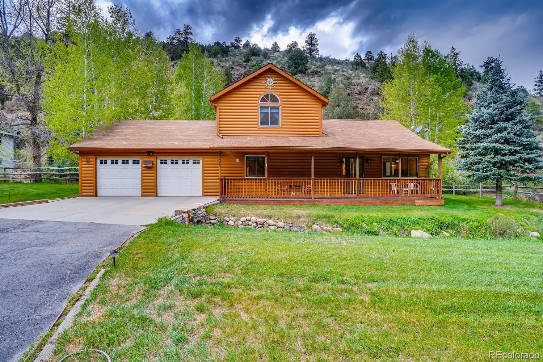 873 Soda Creek Road Property Photo - Idaho Springs, CO real estate listing
