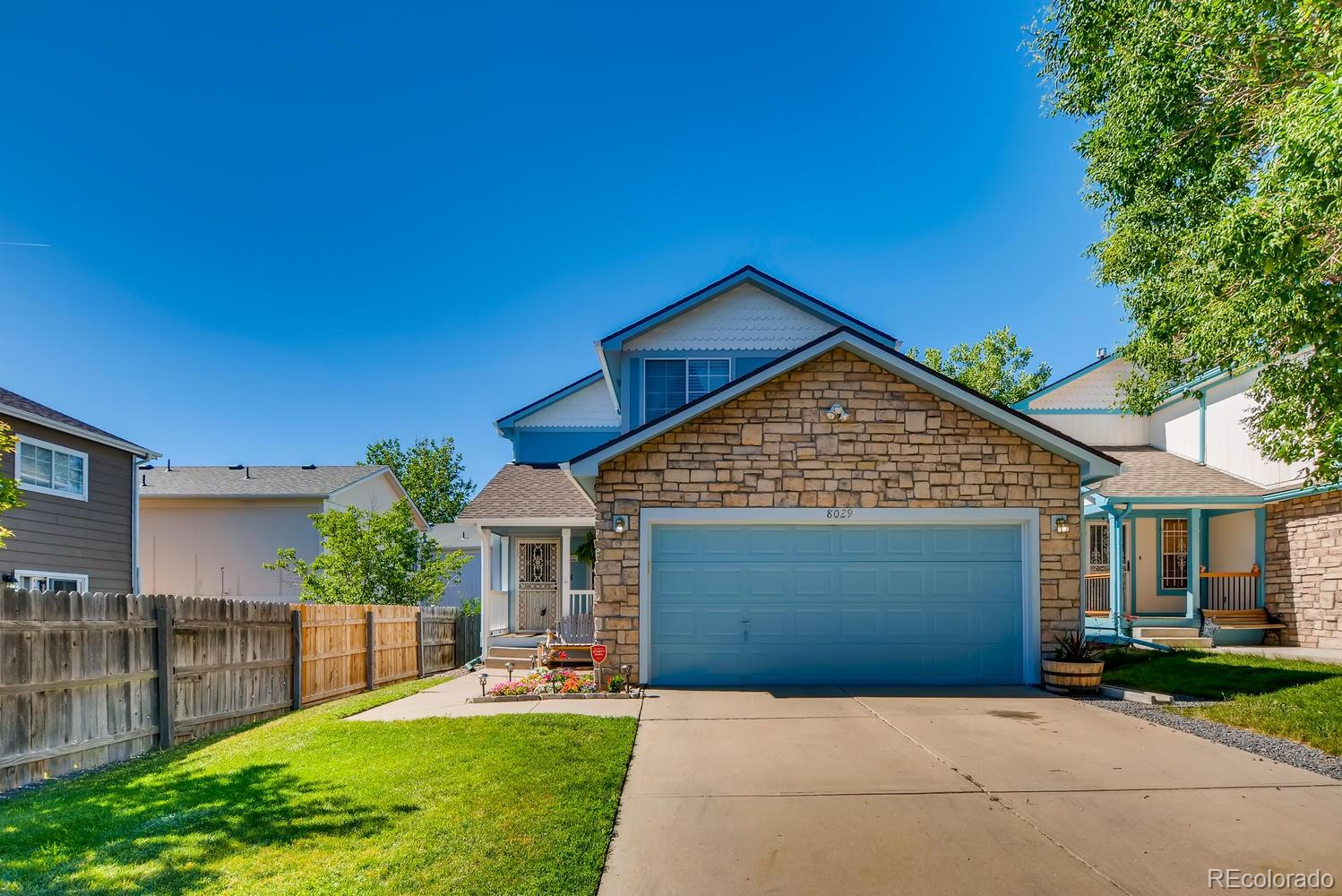 8029 Clay Drive Property Photo - Westminster, CO real estate listing