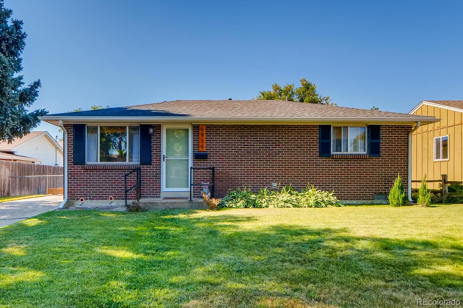 6934 W 53rd Place Property Photo - Arvada, CO real estate listing