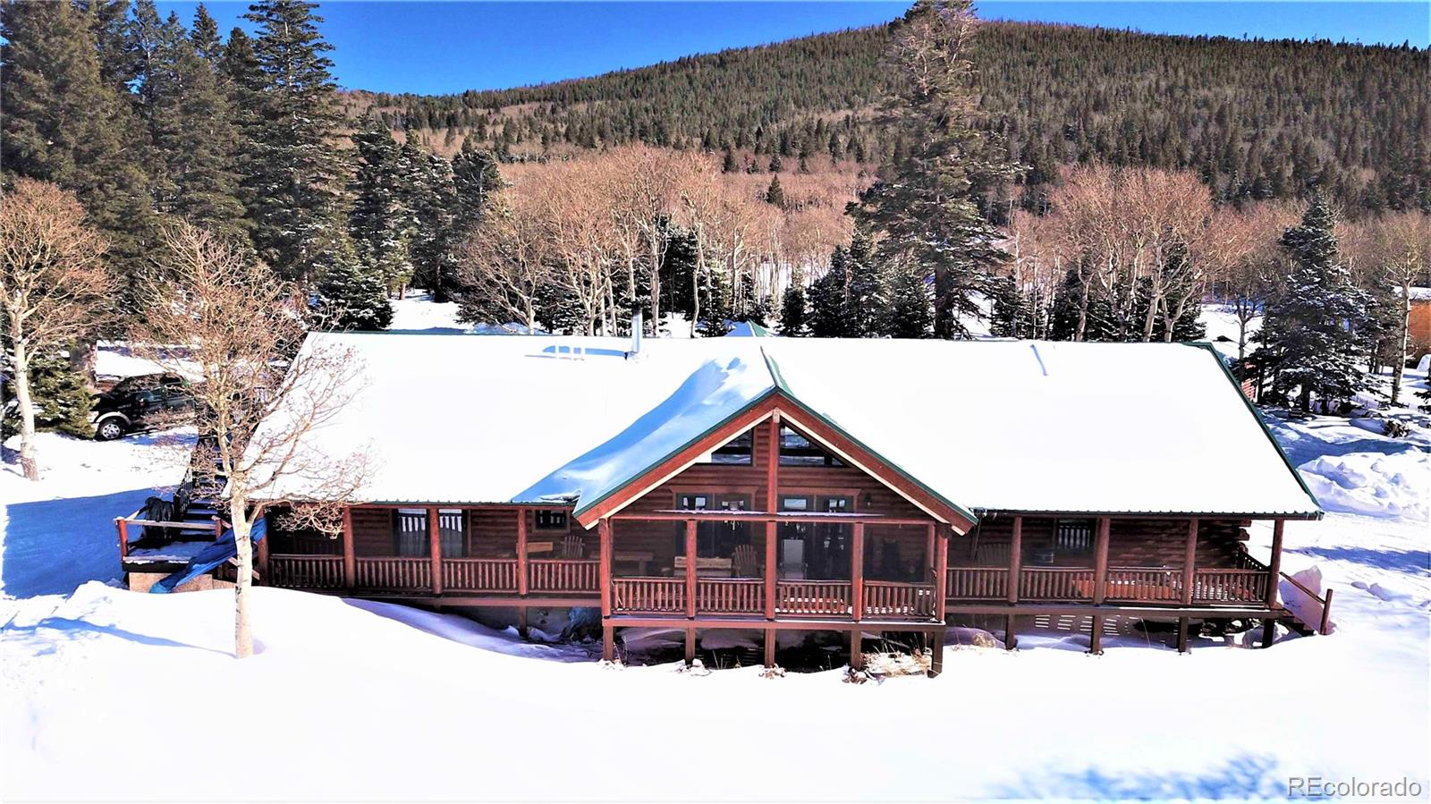2624 Waldron Lane, Fort Garland, CO 81122 - Fort Garland, CO real estate listing