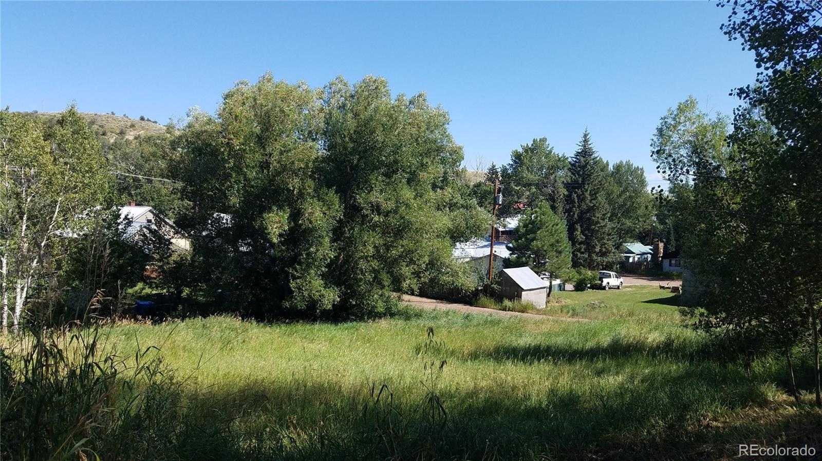 2nd Street Property Photo - Oak Creek, CO real estate listing