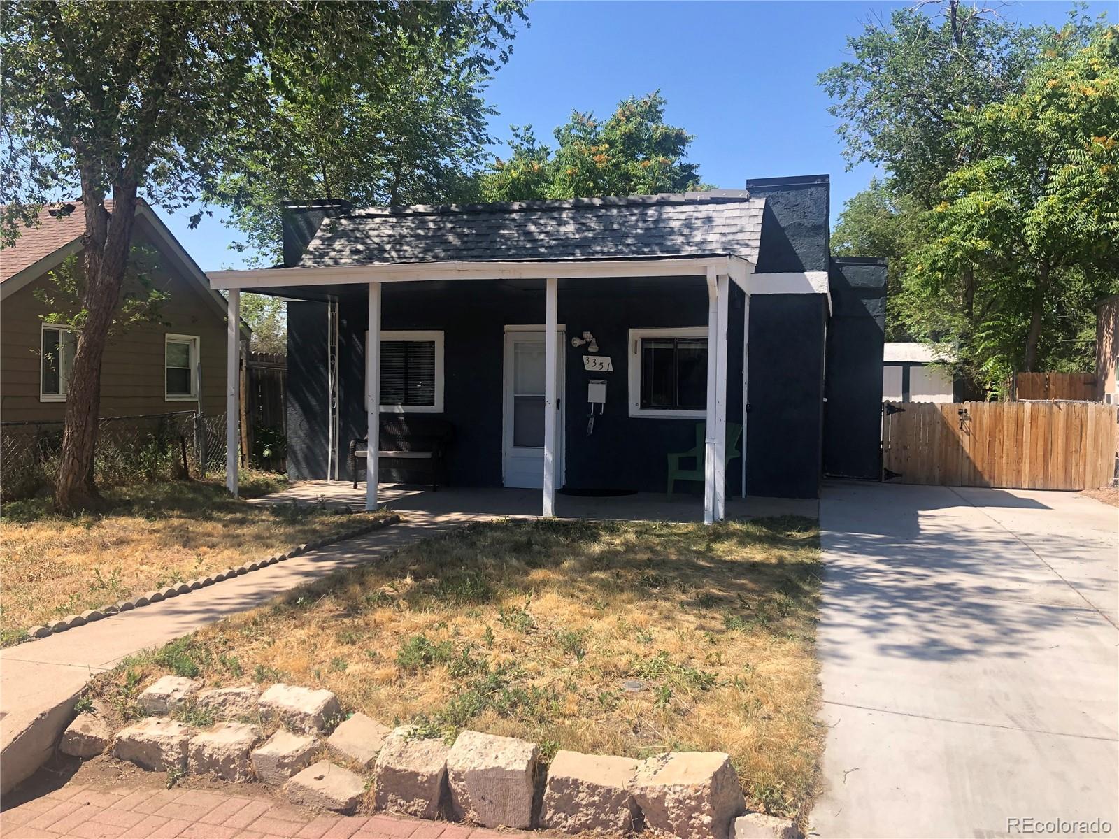 3351 W Ohio Avenue Property Photo - Denver, CO real estate listing
