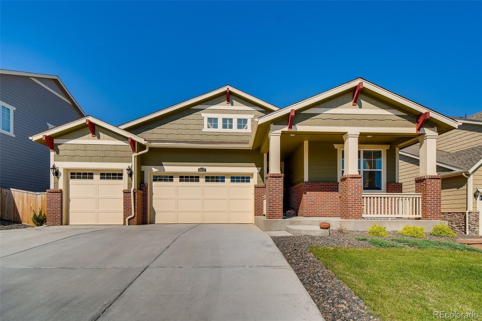 14237 Hudson Street Property Photo - Thornton, CO real estate listing