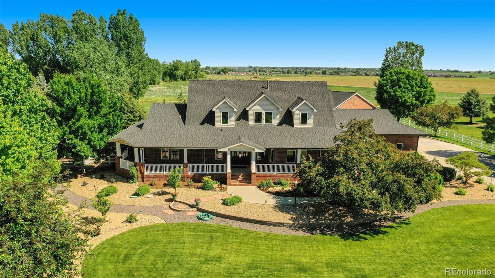 235 Mulligan Lake Drive Property Photo - Mead, CO real estate listing