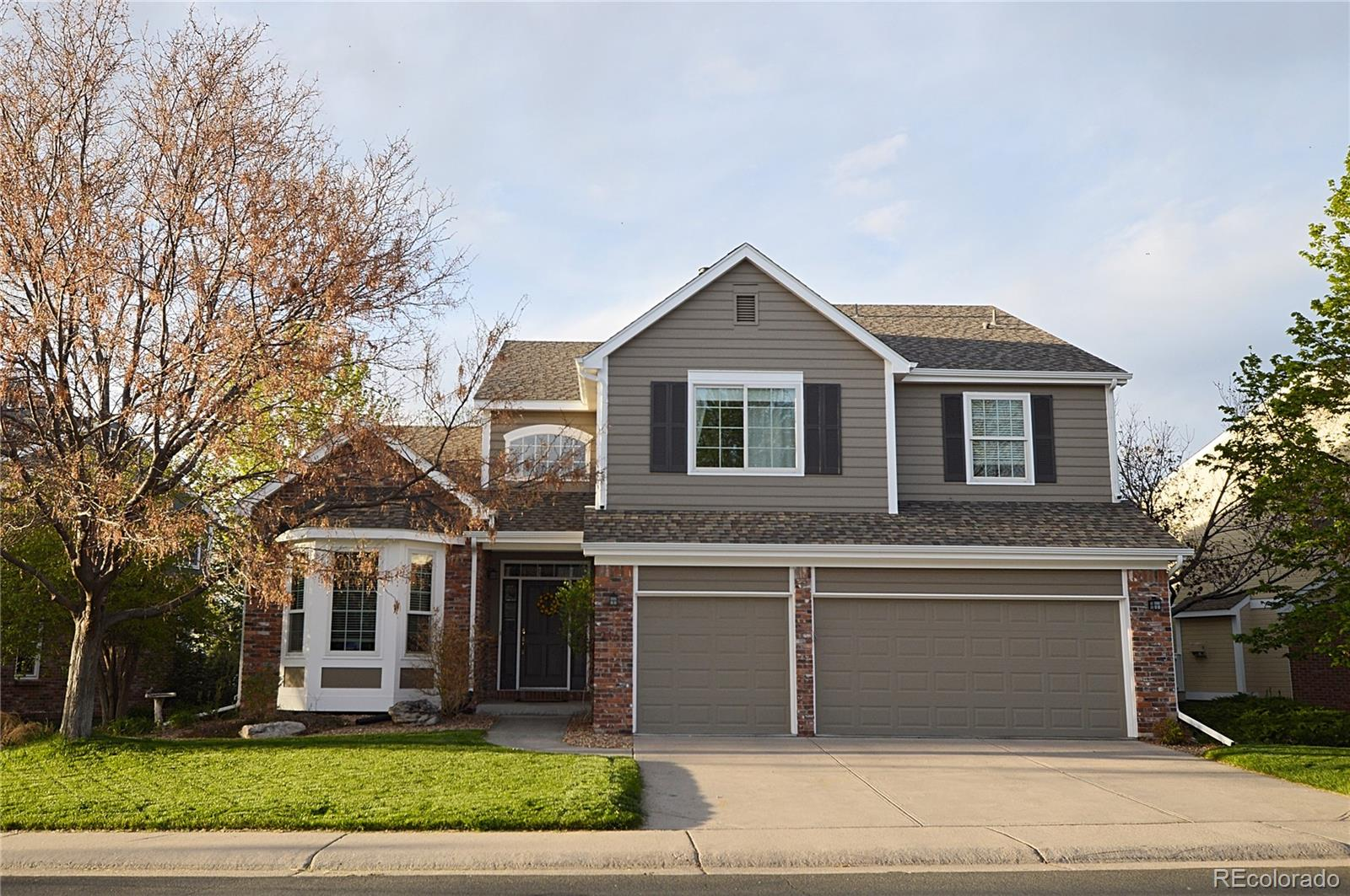 2165 Indian Paintbrush Drive Property Photo - Highlands Ranch, CO real estate listing