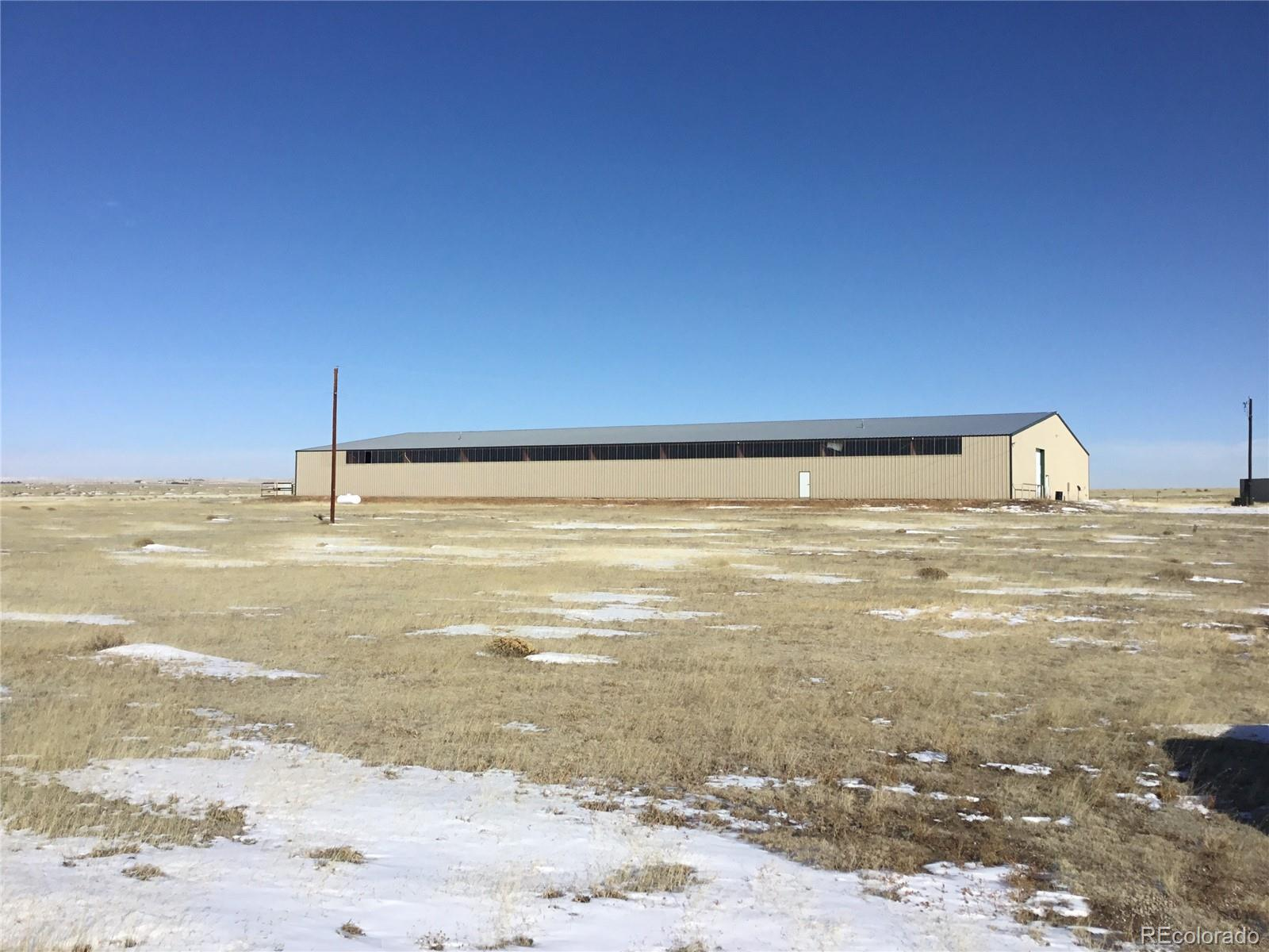 515 S Yoder Road Property Photo - Yoder, CO real estate listing