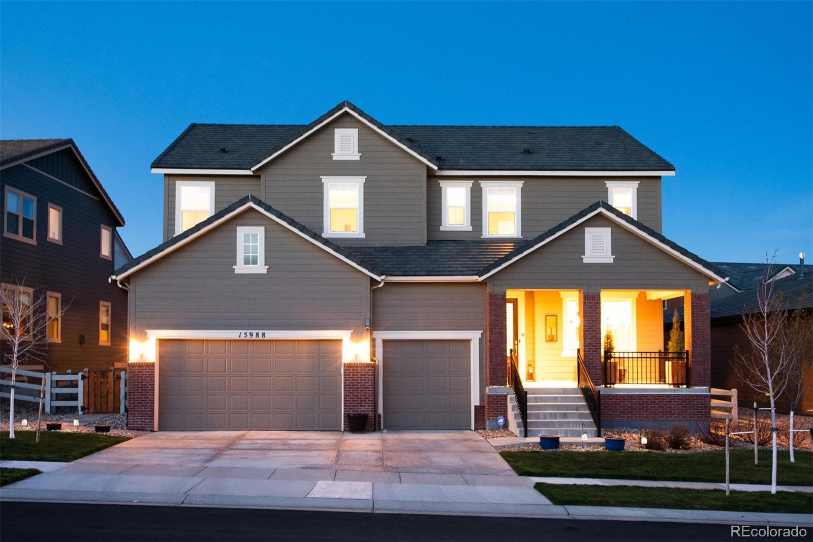 15988 Humboldt Peak Drive Property Photo - Broomfield, CO real estate listing